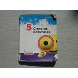 Libros De Ciencias Naturales 5 Editorial Santillana