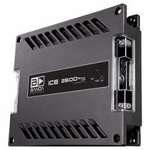 Módulo Amplificador Banda Audioparts Ice 2500 1 Ou 2 Ohms