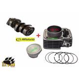 Kit Aumento Cilindrada 190cc + Comando Preparado P/ Bros 150