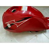 Tanque De Combustível Suzuki Gsr 150 Vermelho Original