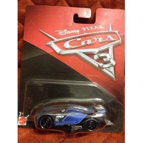 Auto Cars 3 Disney Pixar Jackson Storm No Subasta