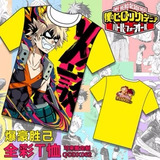Boku No Hero Academy Polo Anime Original