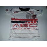 Conjunto Camiseta + Short Bebe De Chacarita Juniors