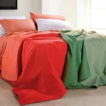 Cubrecama King Size Cover Colcha Verano Palette Look 2x2 M