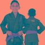 Kimono Venum Challenger2 Kids Bjj Algodao Tamanho Black