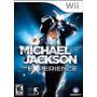 Michael Jackson The Experience - Nintendo Wii Blakhelmet Sp