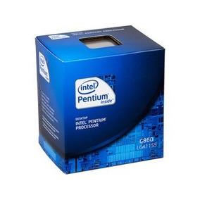 Procesador Intel Pentium G-860 3m 3.00 Ghz 1155