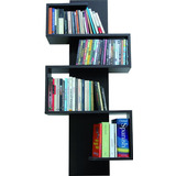 Mueble Repisa Biblioteca Estante Flotante Vertical
