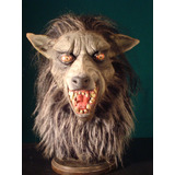 Mascara De Latex De Hombre Lobo