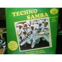 Techno Samba Enganchado Para Fiestas Vinilo Nacional