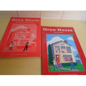 Open House (student And Workbook) Exercícios Feitos -r$ 4,90