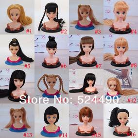 Barbie Doll Cabeça Sem O Corpo Importada Pronta Entrega
