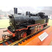 Escala Ho Marklin Locomotiva Vaporeira Tanque Jorgetrens