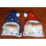 Remate!! Gorros Navideñas Con Luz - Navidad ( Hstyle )