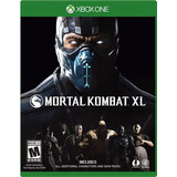 Mortal Kombat Xl Nuevo Sellado Fisico Xbox One