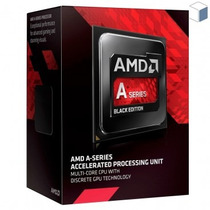 Processador Amd A8-7650k A-series Fm2+ 3.8ghz 4 Núcleo/core