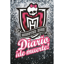 Monster High Diario-lisi Harrison-afg/d