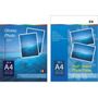 Papel Fotografico Glossy -super A 3 + Bifaz 220 Gs100 Hojas