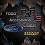 Cola Ford Escort 88/94 Modelo Viejo Y Mas...