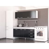 Combo Cocina Bajo Mesada + Alacena 1.60 Mts. Dl 616-626