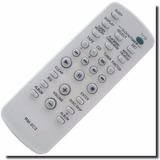 Controle Remoto Aparelho De Som Sony Rm-sc3
