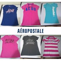 Camisas Femininas Aeropostale - Originais Miami - C/ Nota