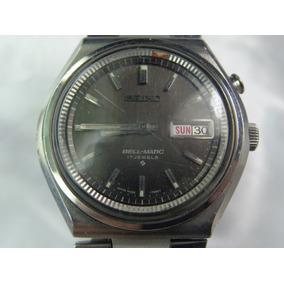 Relógio Seiko Bell Matic 4006 A De Jan/1973 Relogiodovovô.