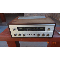 Receiver Fisher 800c - Totalmente Valvulado - Marantz
