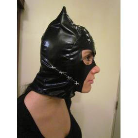 Gatubela Mascara Disfraz Batman No Latex Halloween Disfraz