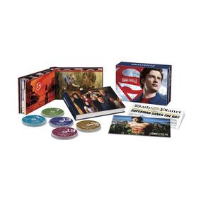 Boxset Smallville Serie Completa Temporadas 1-10 En Dvd