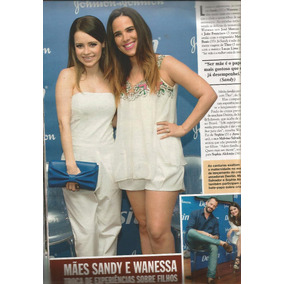 Revista Caras 1101-2014 - Padre Marcello - Sandy E Wanessa
