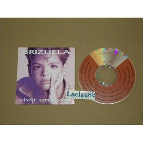 Laureano Brizuela Vivir Una Vez 1993 Warner Cd