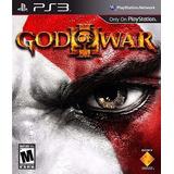 God Of War Iii Ps 3 Fisico Nuevo Sellado