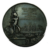 Tiro Federal Argentino Inaug. Del Poligono 1896 Hermosa Meda