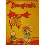 Revista Disneylandia Pato Donald Y Sobrinos En La Plata