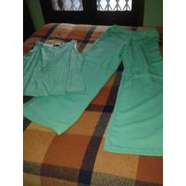 Conjunto Blusa +pantalona N 44