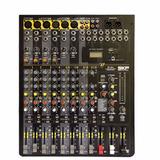 Consola Mezcladora Mixer Skp Vz 12.4 Usb Player Y Grabar
