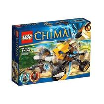 Lego Legends Of Chima Lennox Lion Attack 70002