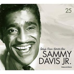 Cd - Coleção Folha Grandes Vozes - Sammy Davis Jr.