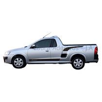 Kit Adesivo Montana Chevrolet Faixa Lateral Acessórios Gm