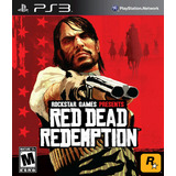 Red Dead Redemption - Digital Ps3