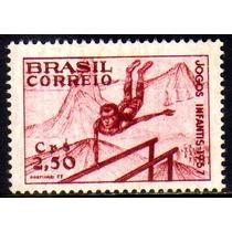Brasil 388 Y Marmorizado Jogos Infantis Nnn