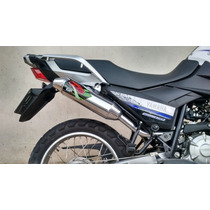 Ponteira Do Escape Brc Yamaha Xtz Crosser 150