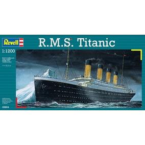 Kit Montar Revell 1/1200 R.m.s. Titanic Navio Transatlantico