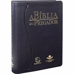 Bíblia De Estudo Do Pregador