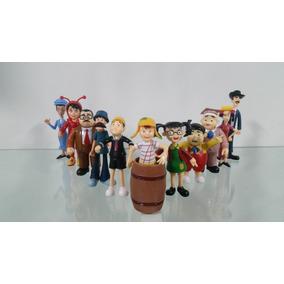 Miniatura Turma Do Chaves Bonecos