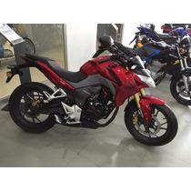Honda Insurgentes Cb 190r Deportiva