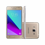 Samsung J2 Prime 4g Camera Frontal 5mp C/ Flash Traseira 8mp