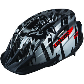 Casco Para Bicicleta Limar 505 Superlight Tigre Juvenil