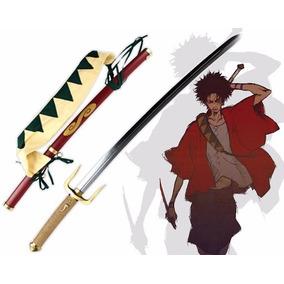Katana De Mugen Typhoon De Samurai Champloo Anime Funda Filo